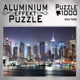 """Aluminium Puzzle """"New York"""""""