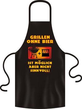 """""""Grillen ohne Bier..."""""""