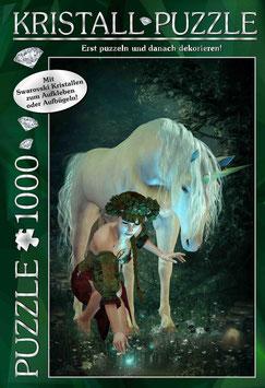 "Kristall Puzzle ""My Unicorn"""