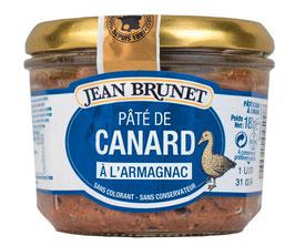 Entenpastete mit Armagnac, 180 g