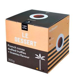 Schokoladentrüffel mit Tiramisu, aus Frankreich, 200 g