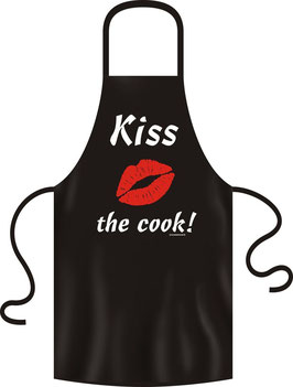 """""""Kiss the Cook"""""""