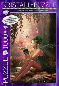 "Kristall Puzzle ""Fairy Forest"""