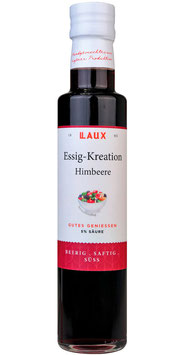 Essig-Kreation Himbeere, 5 % Säure, 250 ml