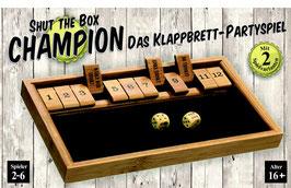 Shut the Box Champion – Klappe und Action!