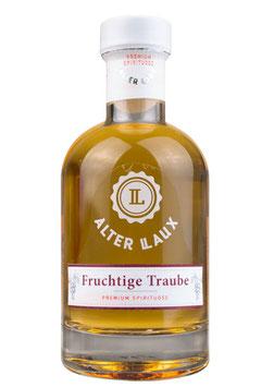 """Alter Laux - """"Fruchtige Traube"""" - Traubenlikör, 200 ml"""