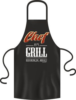 """""""Chef am Grill..."""""""