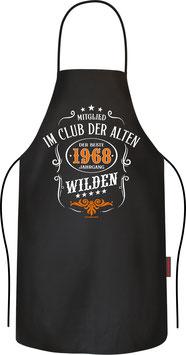 """""""Im Club der Alten Wilden 1968..."""""""