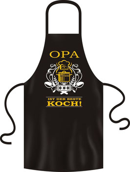 """Opa ist der beste Koch"""