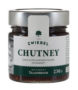 Zwiebel Chutney, für Fleisch, Käse und zur Brotzeit, 230 g