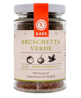 Bruschetta Verde - Milde Mischung ohne Knoblauch, 60 g