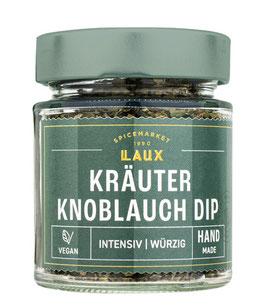 Kräuter-Knoblauch Dip, Gewürzzubereitung, 50 g Glas