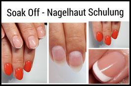 Soak Off & Nagelhaut   -Online Schulung-