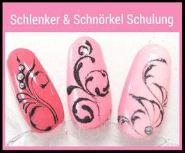 """Schlenker & Schnörkel   -   """"Online Schulung"""""""