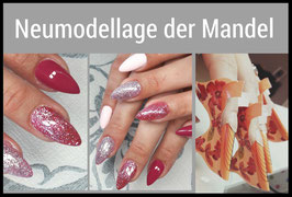 """Neumodellage der Mandel  - """"Online Schulung"""""""