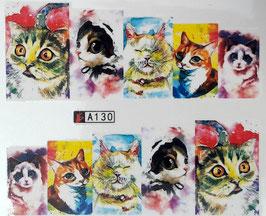 zuckersüße Katze  NR. A130