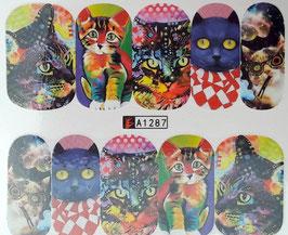 zuckersüße Katze  NR. A1287