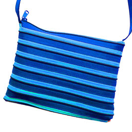 Grand sac bleu / lagon