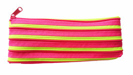 Trousse rose / fluo