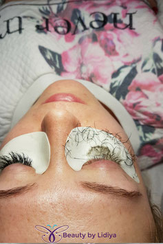 Individual Eyelash Extentions - Removal