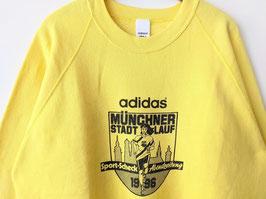 *Adidas* Sweater 1996 Münchner Stadtlauf Gel *rare* (L-XL)