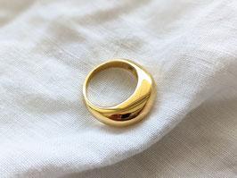 Ring Gold 14k Vergoldung Heavin • Half Moon