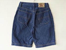 Jeans Shorts Bermuda High Waisted 80s Pimkie Dunkelblau (XS)