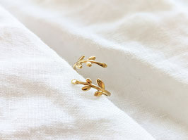 Ring Gold 14k Vergoldung Heavin  • Leaves