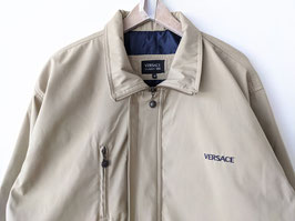 Versace Parka Jacke Beige Classic V2 Trench 90s (M-L)