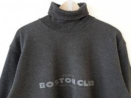 Sweater Boston Club Grau Ripped Turtleneck (M-L)