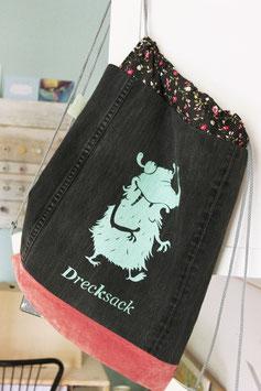 Rucksack | Drecksack | jeans-rose