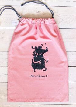 Wäschebeutel | Drecksack | rosa