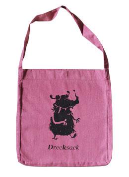 Shopper | Drecksack | violett
