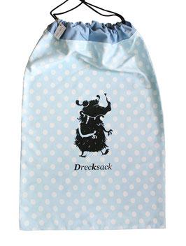 Wäschebeutel | Drecksack | gepunktet
