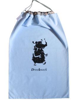 Wäschebeutel | Drecksack | blau