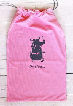 Wäschebeutel | Drecksack | pink