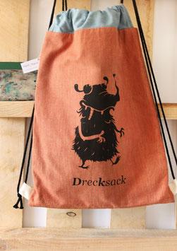 Rucksack | Drecksack | orange