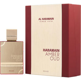 Amber Oud Rouge by Al Haramain 60ml