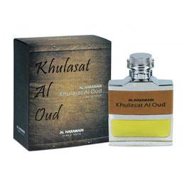 Khulasat Al Oud by Al Haramain 100ml