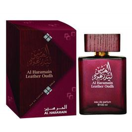 Leather Oud by Al Haramain 100ml