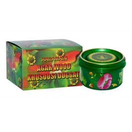 Al Haramain Bakhoor Agarwood Khusoosi Duggat 50gr