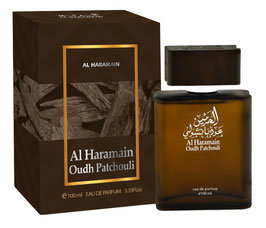 Leather Oud Patchouli by Al Haramain 100ml