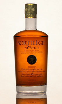 Whisky à l'érable PRESTIGE