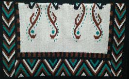 Ranch Blanket grün