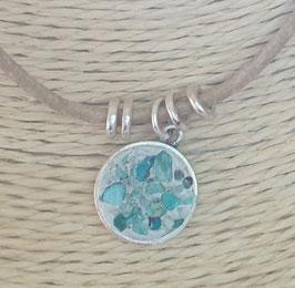 Turquoise  Mini Pendant