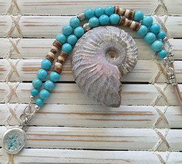 Turquoise Inspiration Necklace