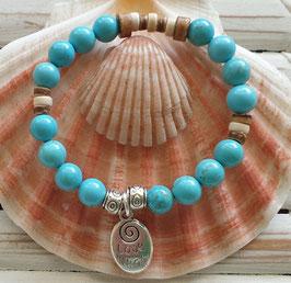 Turquoise Beach Energy Bracelet