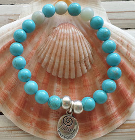 Turquoise Calm & Clarity Bracelet
