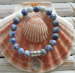 Sodalite Truth & Synergy Bracelet