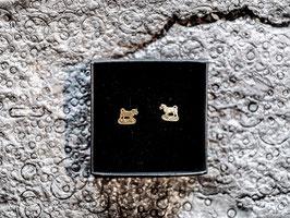 Appenzeller Sennenhund (Bless) - 18 Kt. Gold
